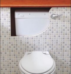 Thomas Dudley Mirage 88 Concealed Side Inlet Side Outlet Cistern Excluding Lever