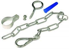 Freestanding Cooker Restraining Chain