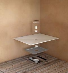 Floor4ma Top Tray & Metal Tray 1700X900