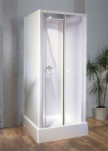 Kinedo Consort Shower Cubicle 710 Mm X 710 Mm White