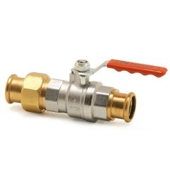 Pegler Psu500 Press Brass Ball Valve 28