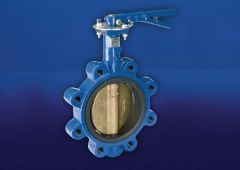 Hnh 971 Ductile Iron Butterfly Valve 80