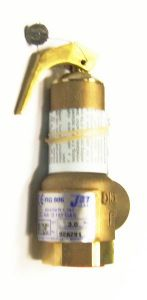 Jet Safety Valve Set 20 Mm 3.0 Bar
