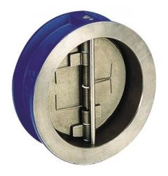 Socla Dual Plate Wafer Check Valve 80Mm