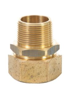 Tracpipe Male Bsp Adaptor 42X1.1/2