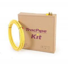 Tracpipe 5 Meter Length Of Dn22 With Fittings & Tape