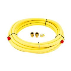 Tracpipe 15 Meter Length Of Dn28 With Fittings & Tape