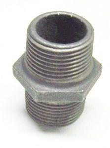 Gf-280 Hex Nipple -Blk 1
