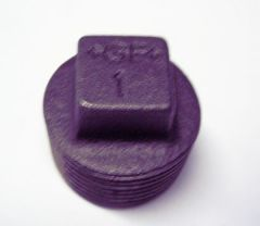 Gf-291 Plug (Hollow)-Blk 1