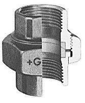 Gf-342A Union -Blk 1/2