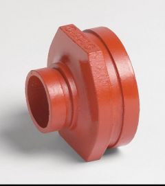 Vic-Grv 139.7X114.3 Concentric Reducer