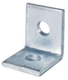 Angle Bracket-Galv-90D-1X1 Hole-48X50mm