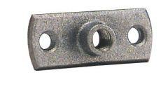 Mal Backplate - Galv - M10