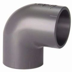 Gf Upvc 90D Elbow 211001 63