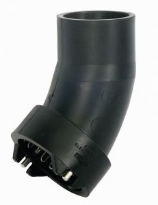 Vulc L214 45D Enf Sgl Socket Bend 102