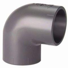 Gf Upvc 90D Elbow 211011 3/4