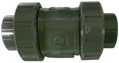 Gf Upvc Ball Check Valve 561 Epdm 1