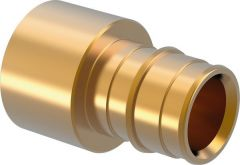 Uponor Q&E Dr-Brass Adapter 32-28Cu