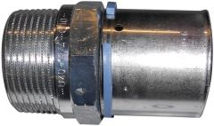 Uponor Mlcp Compression Connection Male Thread 40Mm X 1.1/4