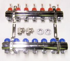 Uponor Heating Manifold (Tm) 7-Port
