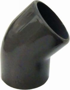 Tp Upvc 45D Elbow Bs 1.1/2