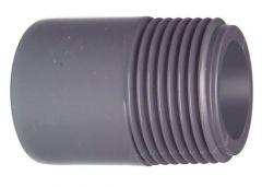 Tp Upvc Barrel Nipple Bs/Bsp 1
