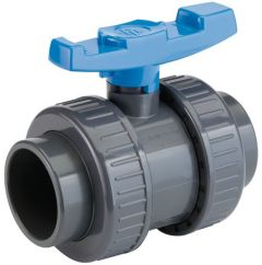 Tp Upvc Safeblock D/U Ball Valve 3