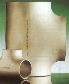 A403 316 Sch10s Equal Tee Wld 3