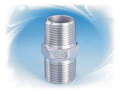 * Jet 3/8 Bsp Hex Nipple Bs21 316
