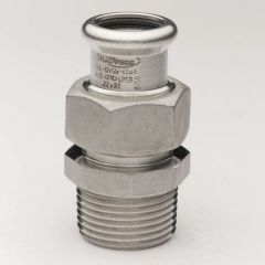 Xpress Ss Ss1 Straight Coupling 22