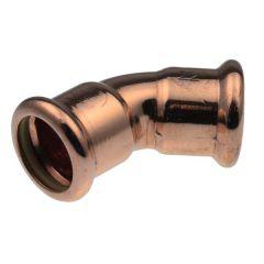 Xpress Cu Gas Sg21 45D Obtuse Elbow 67