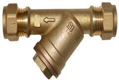 Midbrass Cxc Y Type Strainer 15Mm