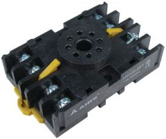 Foster 1624034 Relay Base 8 Pin