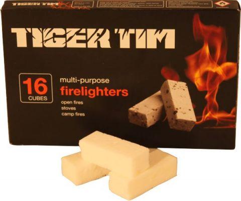 Tiger Tim Single Block Lighter - 16 Pcs (Box Of 24)