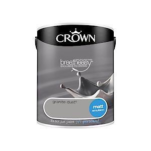Crown Matt Granite Dust 5L