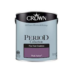 Crown Period Matt Plsh Parlour 2.5L