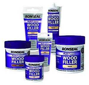 Ronseal M/P Wood Filler Dark Jar 250G