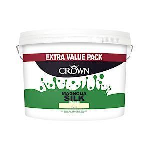 Crown Non B/E Silk Magnolia 7.5L
