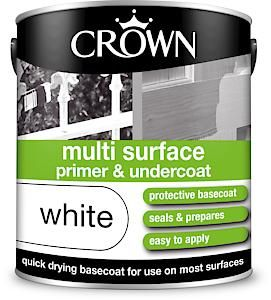 Crown Multi Surf Primer White 2.5L