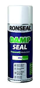 Ronseal 1Coat Damp Seal Aero Wh 400Ml