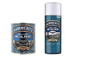 Hammerite Blue 250Ml