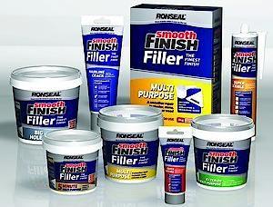Ronseal M/P R/Mix Filler Tub 2.2Kg