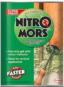 Nitro All Purple Paint Remvr 2L