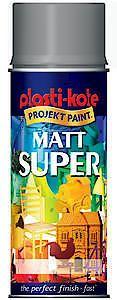 Matt Super Black 400Ml*