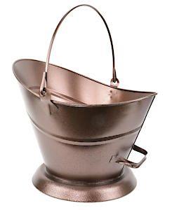 Waterloo Coal Bucket Bronze 0364