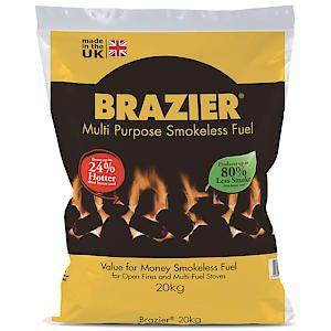 Brazier Smokeless Fuel 20Kg