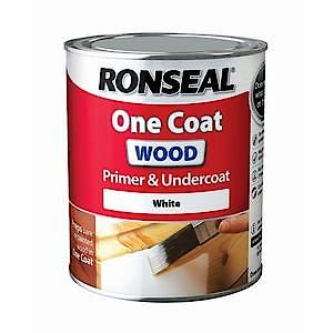 Ronseal 1C Wood Primer+Ucoat 2.5L