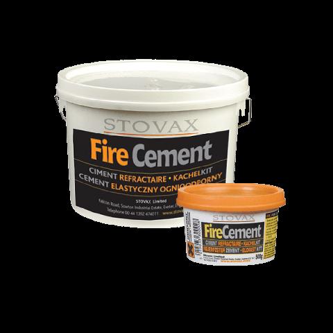 Fire Cement - 500G Tub (12)