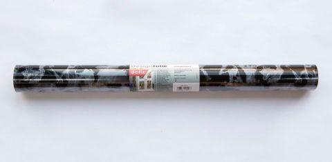 D-C-Fix� Sticky Back Plastic 67.5Cm Black & White