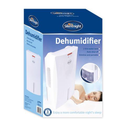 Silentnight Dehumidifier White